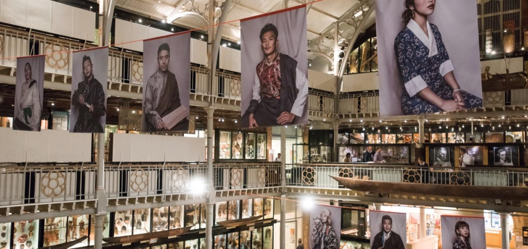 'Performing Tibetan Identities: Photographic Portraits by Nyema Droma', Pitt Rivers Museum, University of Oxford, 13 October 2018 to 30 May 2019.