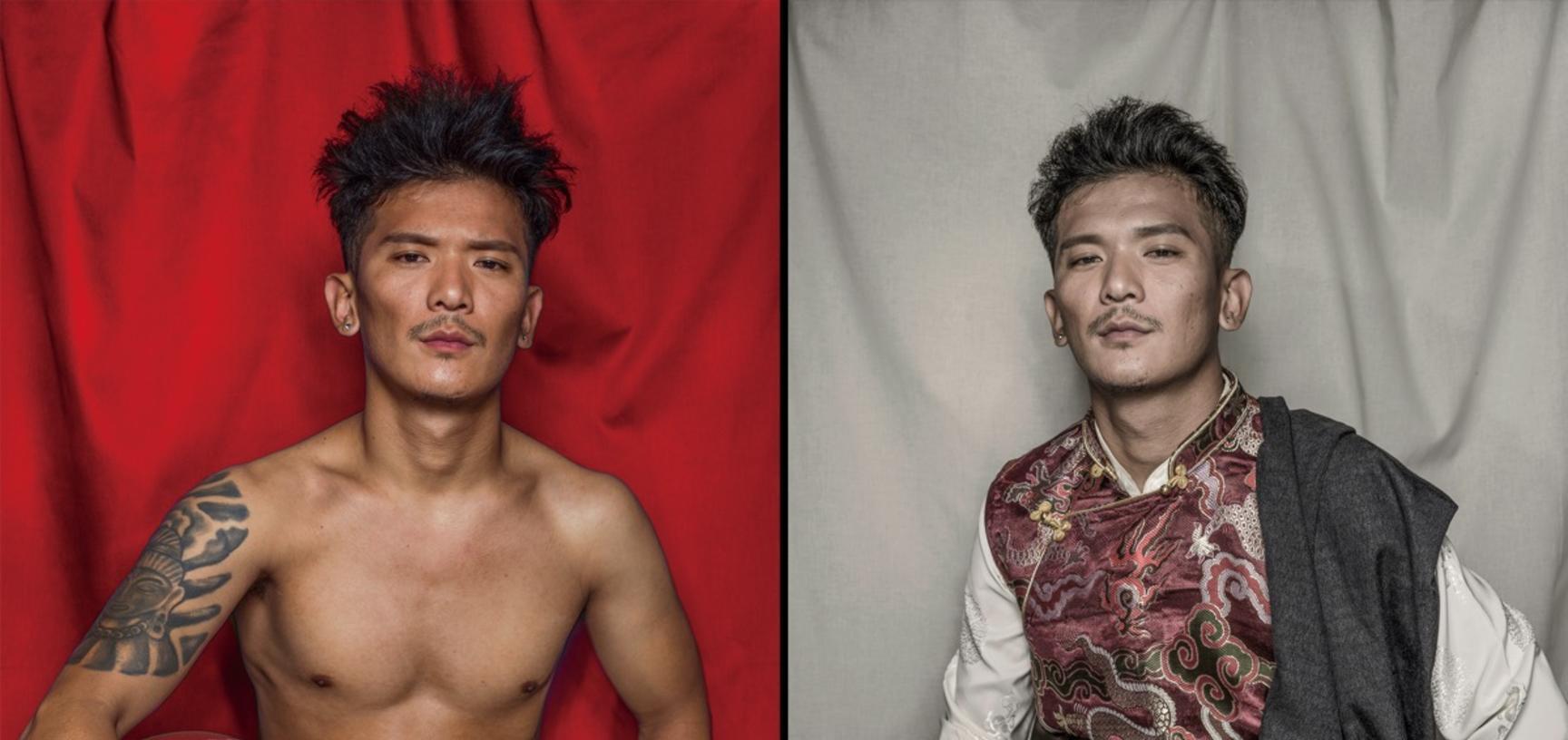 Tenzin Tsatsen. Photograph by Nyema Droma. 2018.