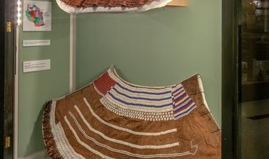 'A Tradition Continued: Iraqw Beaded Skirts Old and New', Pitt Rivers Museum, University of Oxford, 29 October 2018 to 11 March 2019.