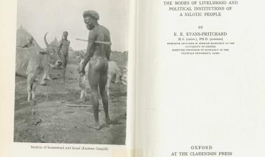 frontispiece the nuer