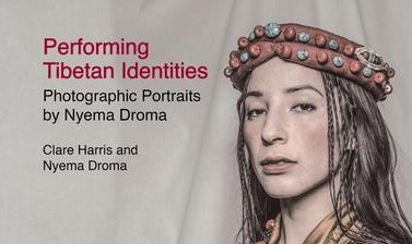 Clare Harris and Nyema Droma, Performing Tibetan Identities: Photographic Portraits by Nyema Droma (Oxford: Pitt Rivers Museum, 2019). ISBN 978-0-902793-58-3