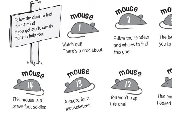 mousetrail 1