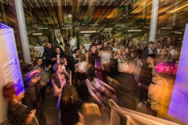 new visiting young people lates event