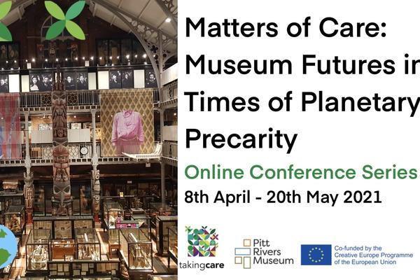 Matters of Care conference advert