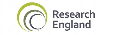 Research England logo