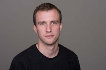Portrait of Nicholas Crowe